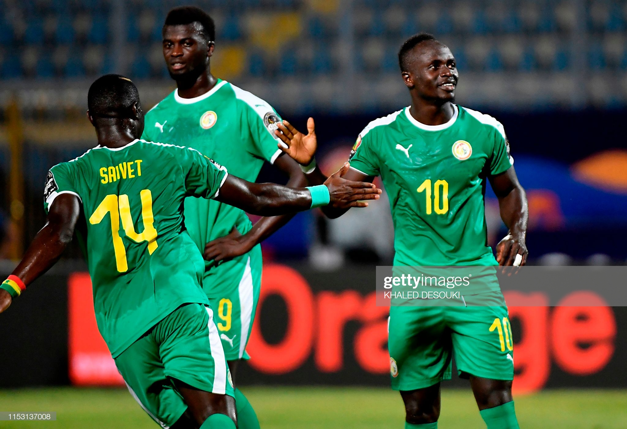 PHOTOS - SENEGAL / KENYA : Retrouvez en images les temps forts  du match