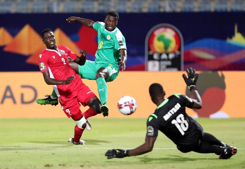 """CAN 2019 - Kenya/Sénégal: Les """"Lions"""" rugissent (0-3) et s'offrent l'Ouganda en huitièmes de finale"""