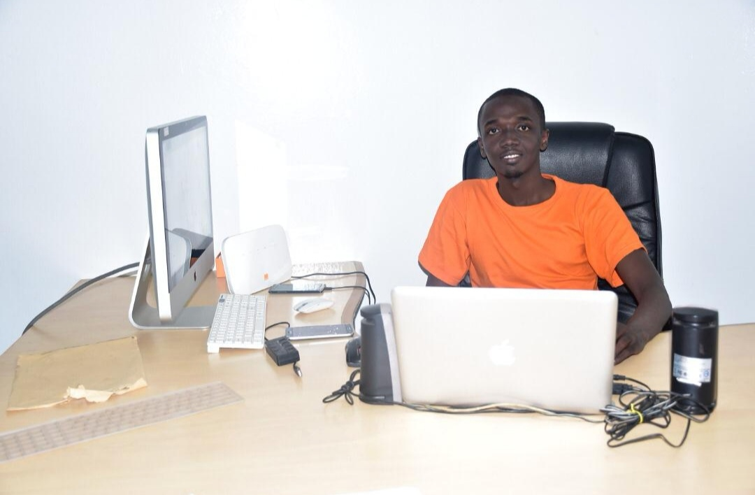 Amadou SY le Jeune PDG