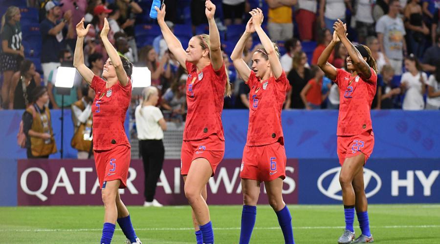 Classement Coupe du monde féminine 2019