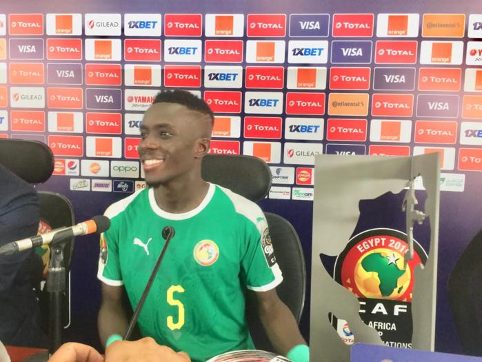 CAN 2019 / Gana Guèye élu homme du match Sénégal-Ouganda (1-0)