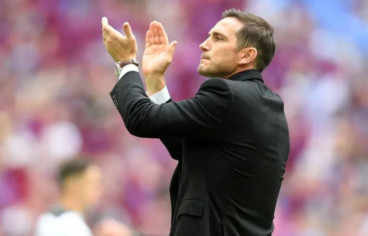 Officiel : Frank Lampard nommé nouvel entraîneur de Chelsea