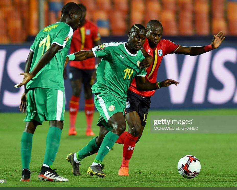 PHOTOS - SENEGAL / OUGANDA: Les temps forts du match en images