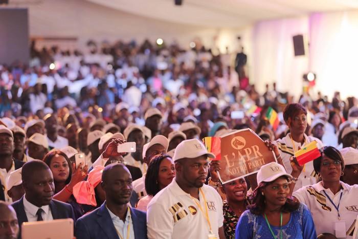 Fronde à l'APR : «Sénégal debout» contre Macky Sall