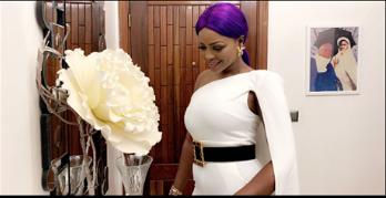 PHOTOS - Mbathio Ndiaye refait surface avec une tenue très chic