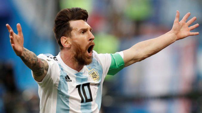 Copa América : Expulsé par l'arbitre , Messi vient de se lâcher après Argentine-Chili