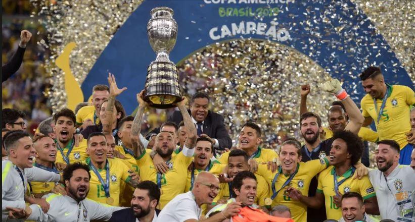 Brésil - Pérou (3-1) : La Seleçao remporte sa Copa America
