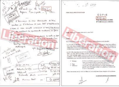 De nouveaux documents accablent l'ancien PM: Après la Biao, Abdoul Mbaye a logé des comptes du couple Habré à la... Bst