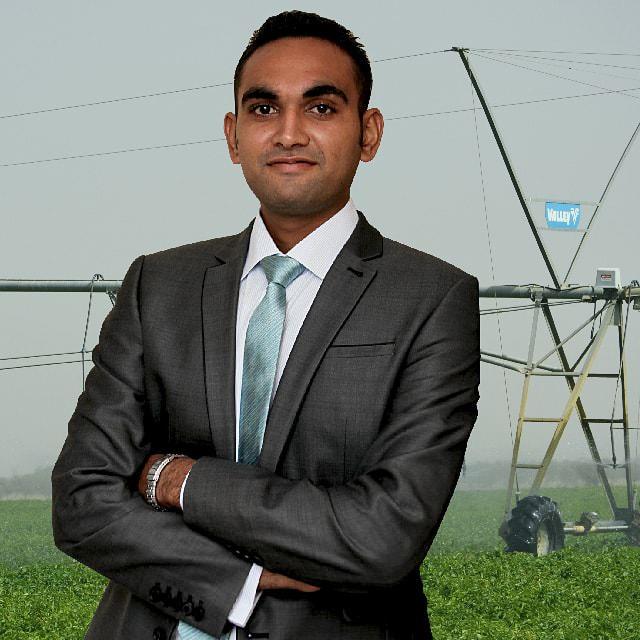 Hitesh Gopal Gorasia, le Directeur Général