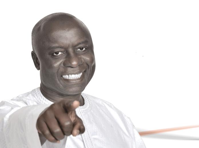 CAN 2019: Idrissa Seck envoie un message aux 'Lions'