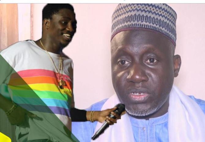 Accusations d'homosexualité: Imam Kanté rejette la demande d'excuses publiques de Wally et promet de lui faire face