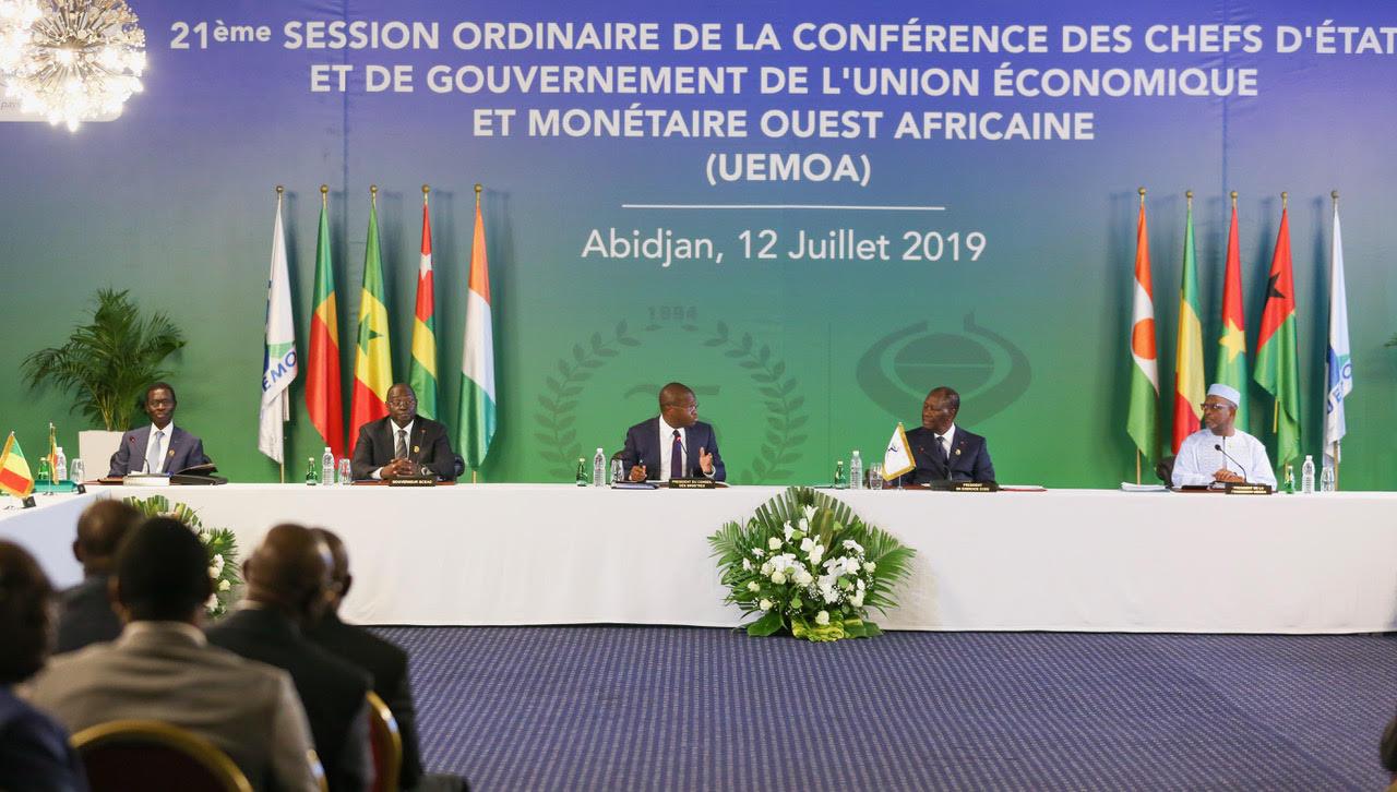 PHOTOS - Ouverture de la 21e session de la conférence des chefs d'État et de Gouvernement de l'UEMOA