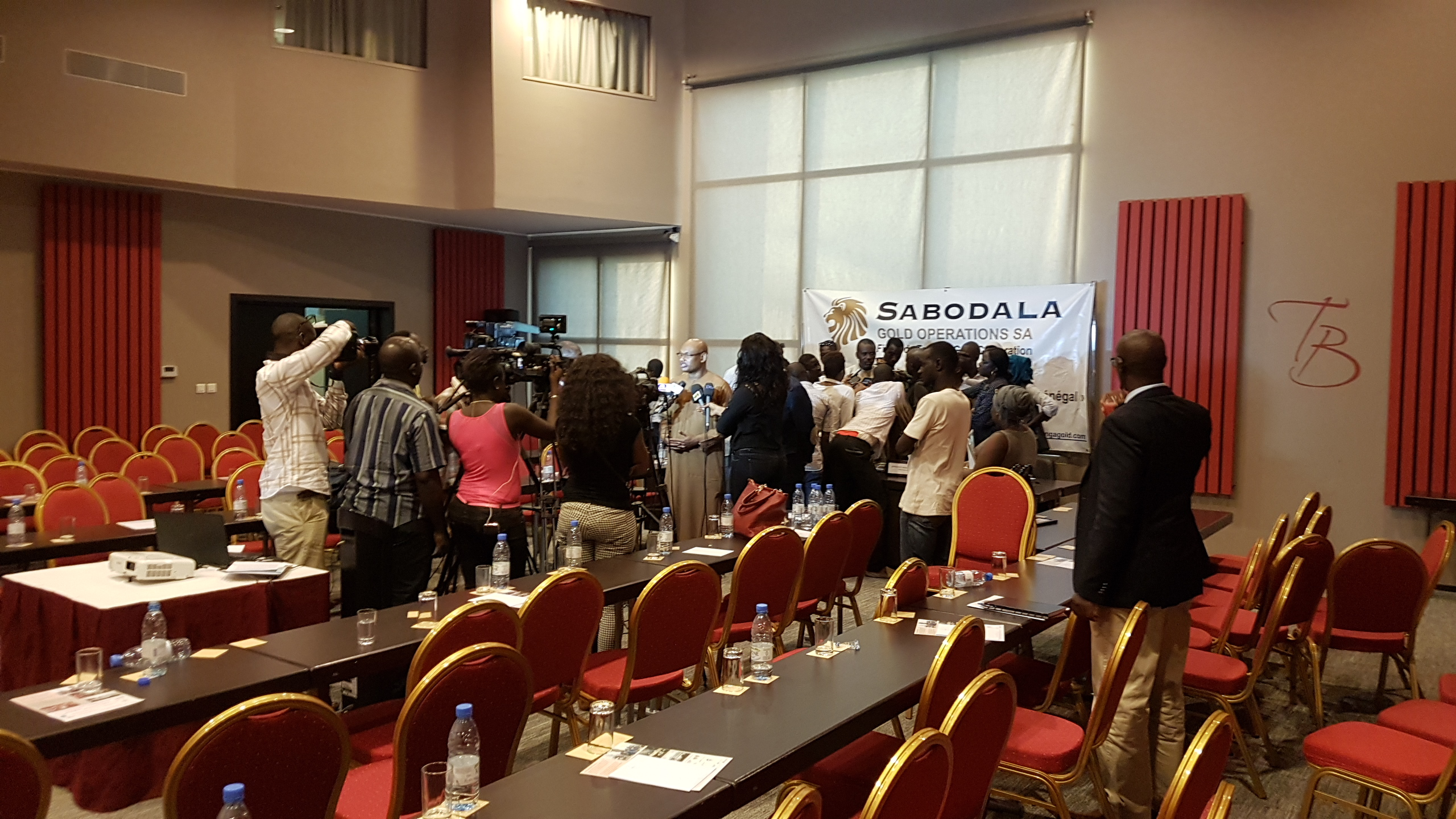 La société Sabadola Gold lourdement condamnée