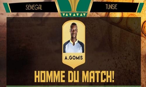 CAN 2019 : Alfred Gomis, l'Homme du match Sénégal – Tunisie a fait oublier Edouard Mendy