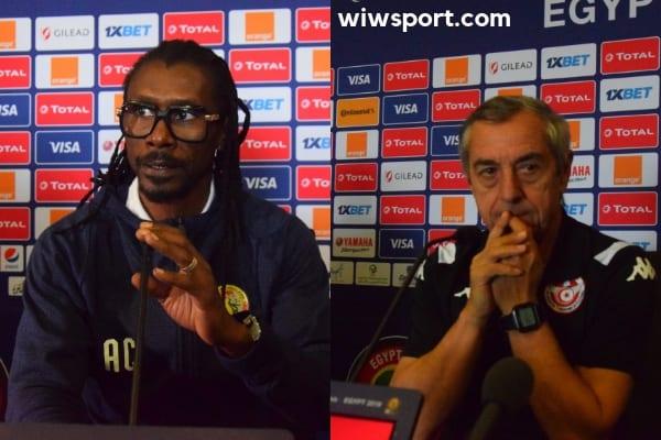 Aliou Cissé dédie la qualification des ''Lions'' à Alain Giresse