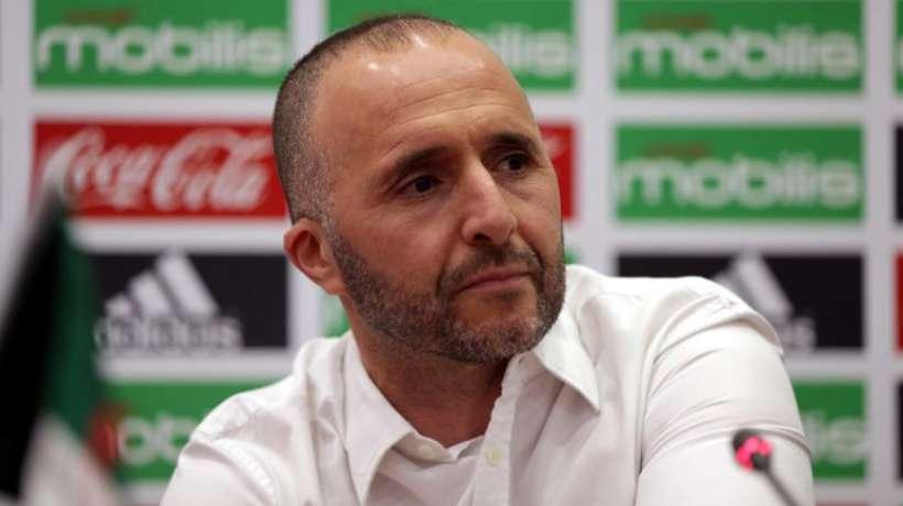 Djamel Belmadi : « jouer cette finale contre mon ami Aliou Cissé, c'est extraordinaire »