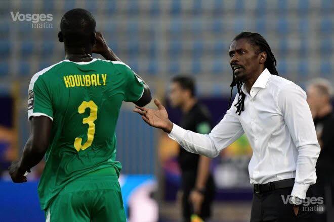 Suspension de Kalidou Koulibaly: La FSF saisit la Caf pour faire lever la sanction