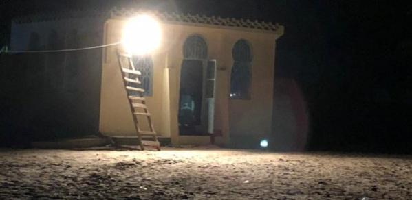 Nguéniène: La tombe d'Ousmane Tanor Dieng déjà aménagée