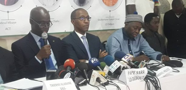 """Elections locales: """"Un second report n'a d'intérêt que pour Macky Sall, son frère Aliou Sall et Aly Ngouille Ndiaye"""""""
