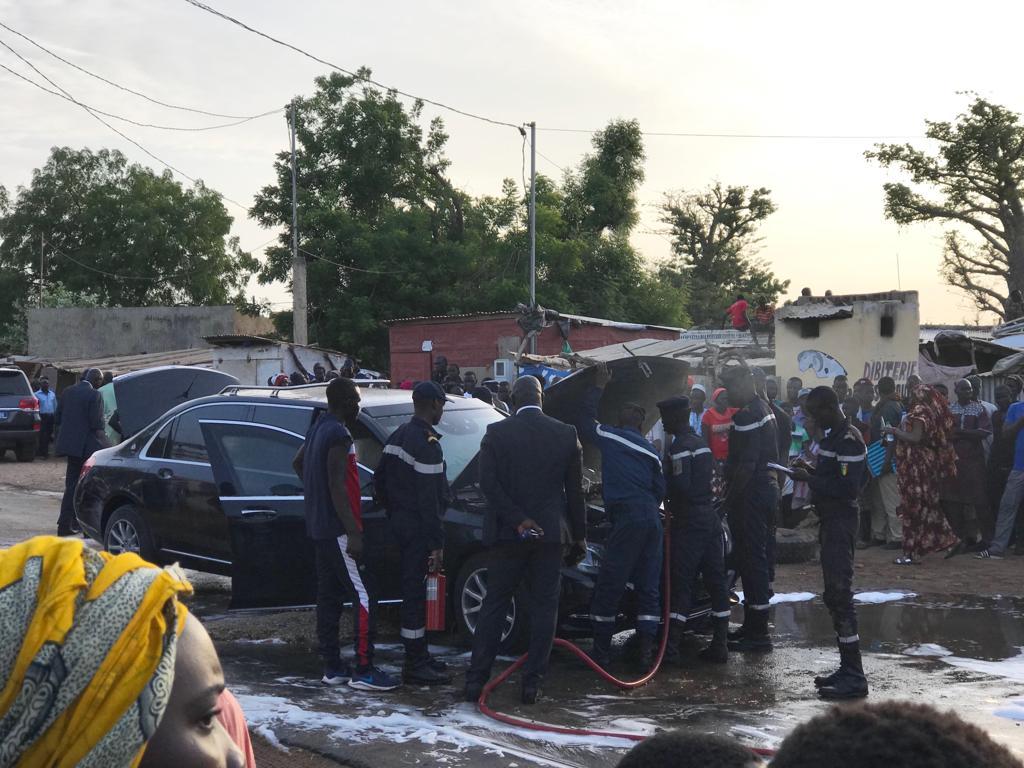Limousine présidentielle: Macky Sall exige une enquête, un responsable d'une société belge convoqué à Dakar