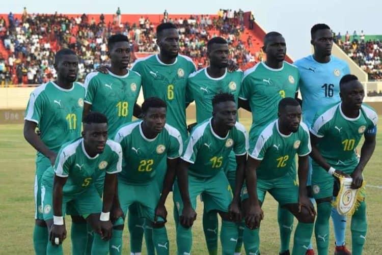 Finale contre l'Algérie : le 11 probable du Sénégal