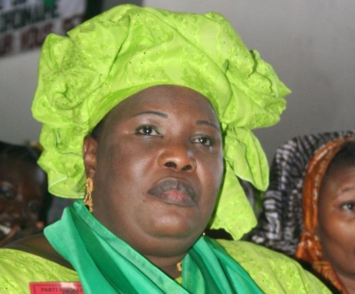 Aminata Mbengue Ndiaye:« le congrès sans débat n'a jamais eu lieu »
