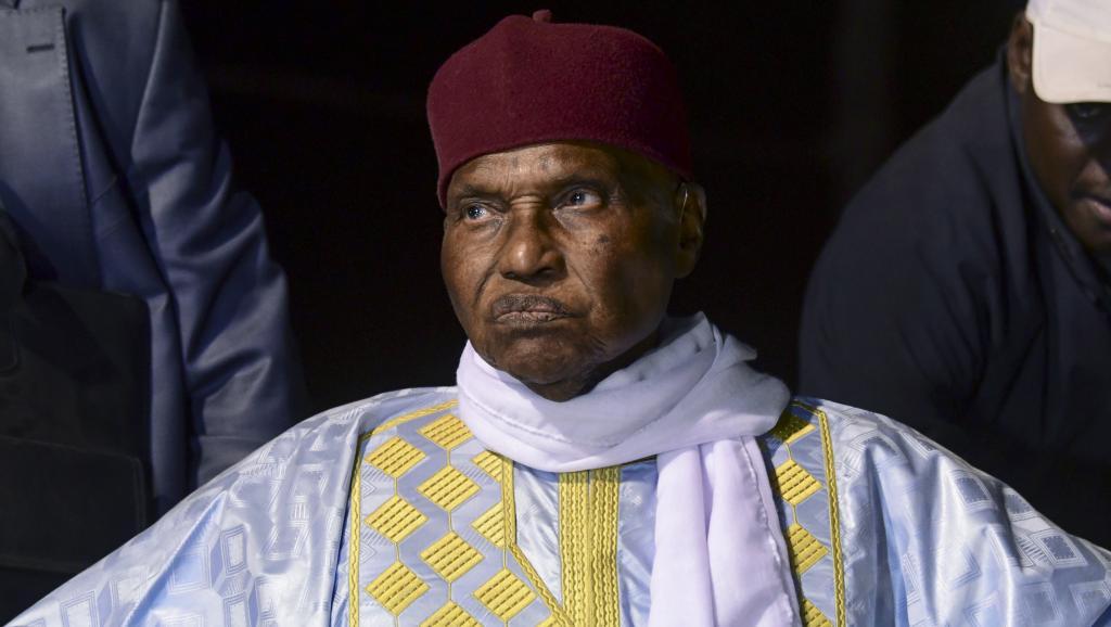 """Me Abdoulaye Wade aux """"Lions"""": """"Vous avez été merveilleux"""""""
