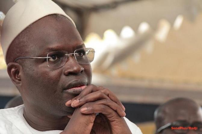 Libération de Khalifa Sall : « les conditions sont réunies », selon Serigne Mbaye Thiam