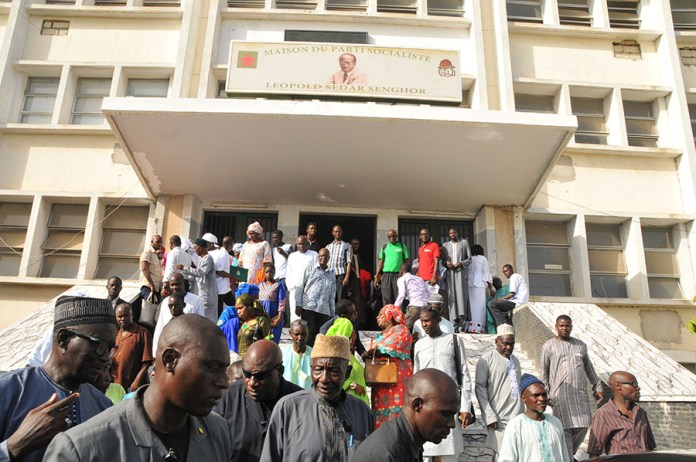 Succession de Tanor au PS: El Hadj Mamadou Fall confirme Aminata Mbengue Ndiaye