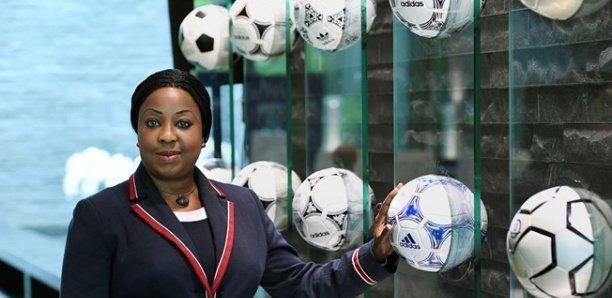 CAF: La nomination de la Sénégalaise Fatma Samoura, contestée