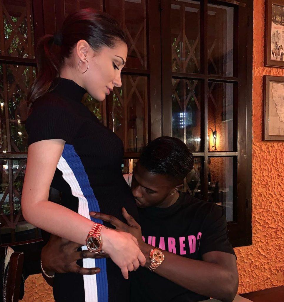 Vacances: Keïta Baldé se la coule douce à Marrakech avec sa copine...en état de grossesse avancée