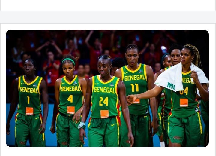 """Afrobasket féminin 2019: Les """"Lionnes"""" dans la poule A avec l'Egypte et la Côte d'Ivoire"""