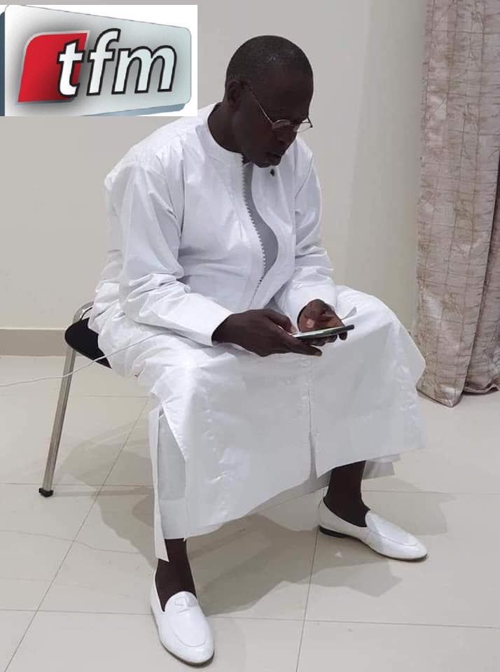 Mahammed Boun Abdallah Dionne: « je vais très bien »