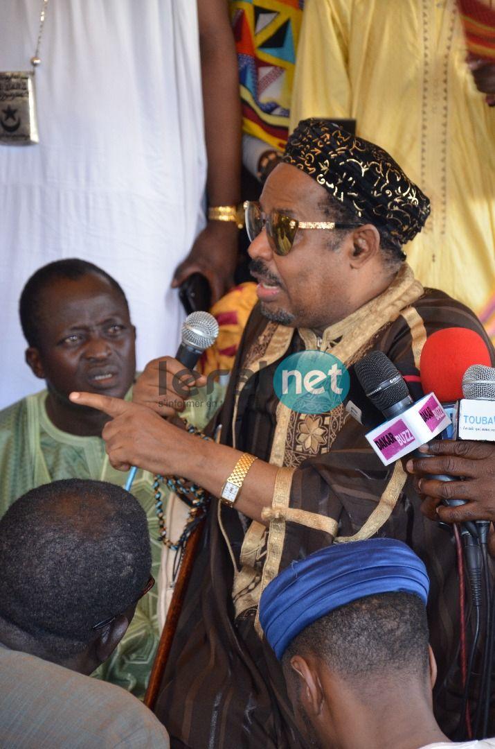 PHOTOS - Les images de la visite de Ahmed Khalifa Niasse à Ndindy chez Serigne Abdou Karim Mbacké