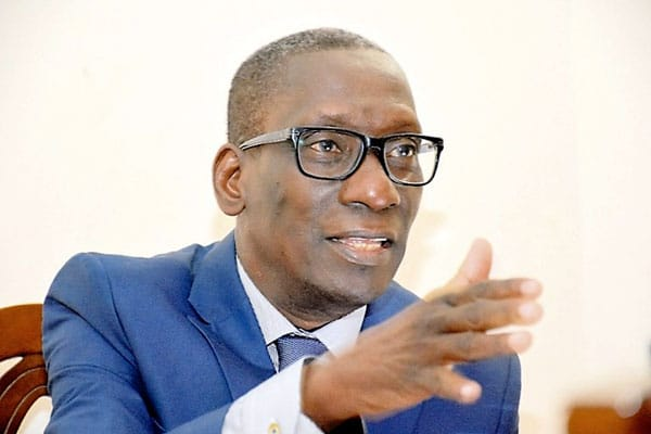 Mamadou Diop Decroix désavoue la commission d'enquête parlementaire