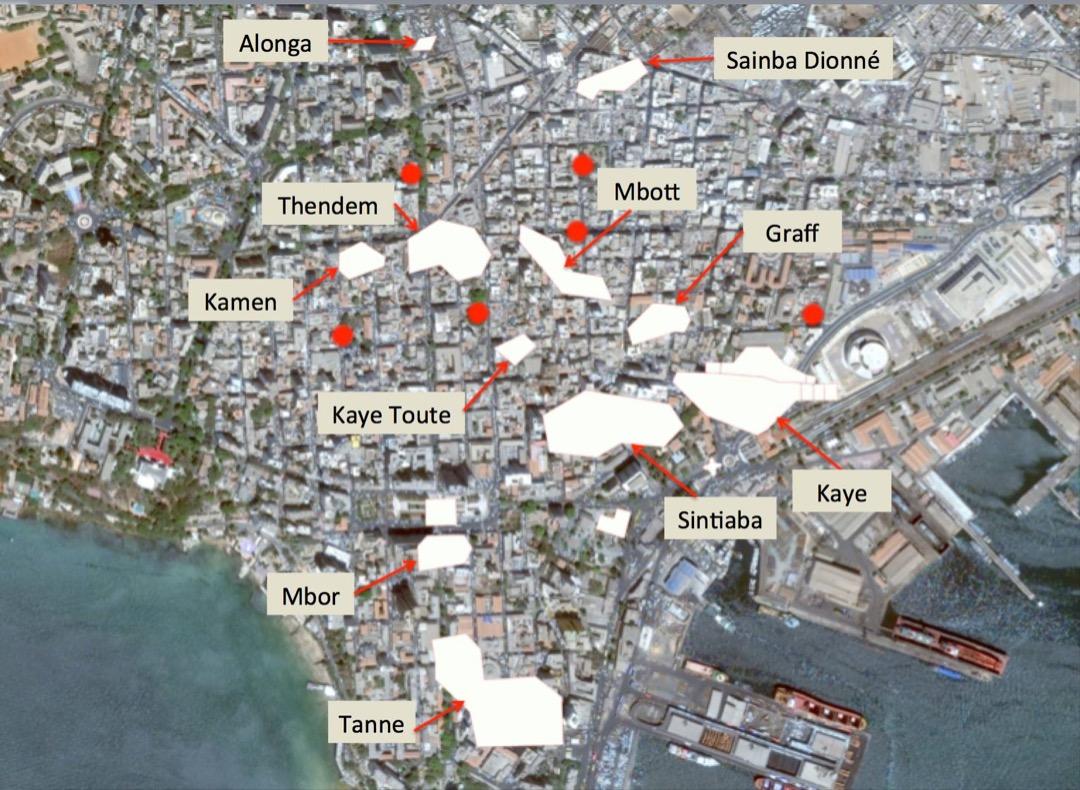 Le ministre de l'Habitat et de l'Urbanisme Abdou Karim Fofona veut réorganiser Dakar