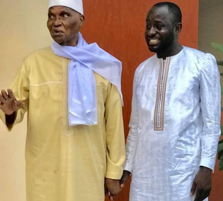 Audience- Thierno Bocoum chez Me Abdoulaye Wade: Le leader d'AGIR reconnaît avec beaucoup de satisfaction, la dimension élevée de l'homme