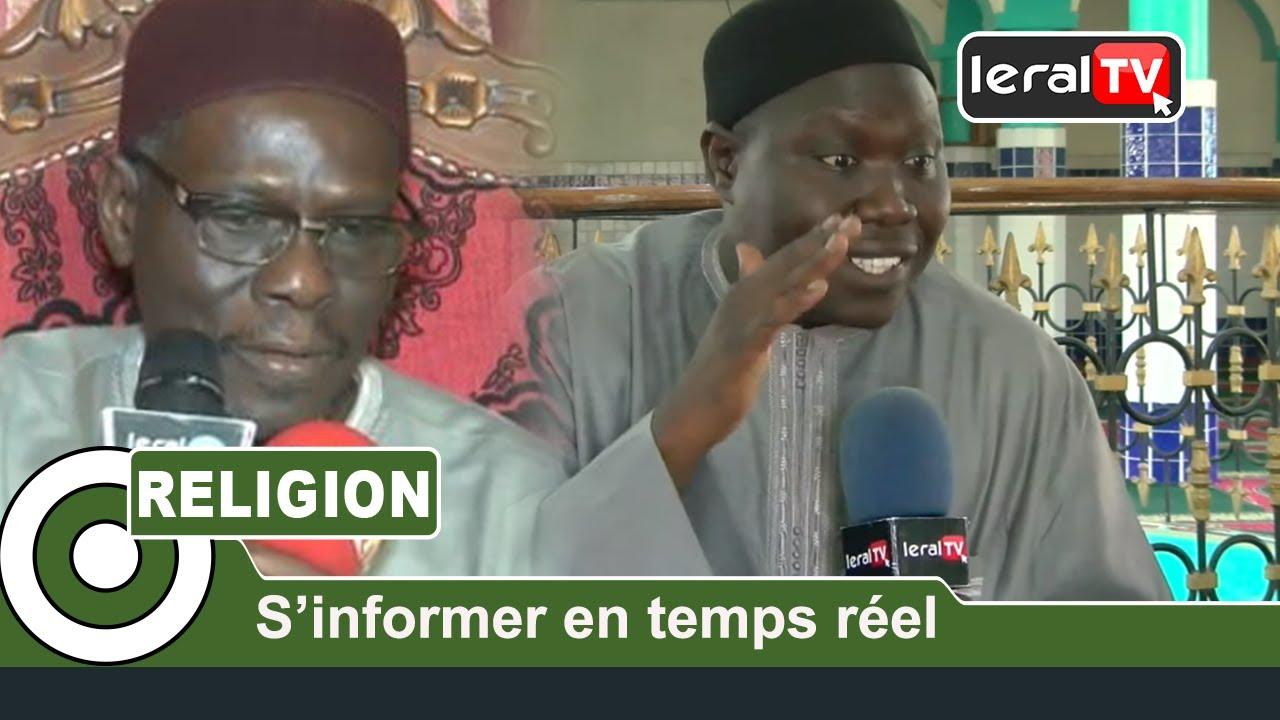 """VIDEO - Pèlerins bloqués à Dakar - Imam Niang charge Abdou Aziz Kébé: """"C'est un voleur..."""""""