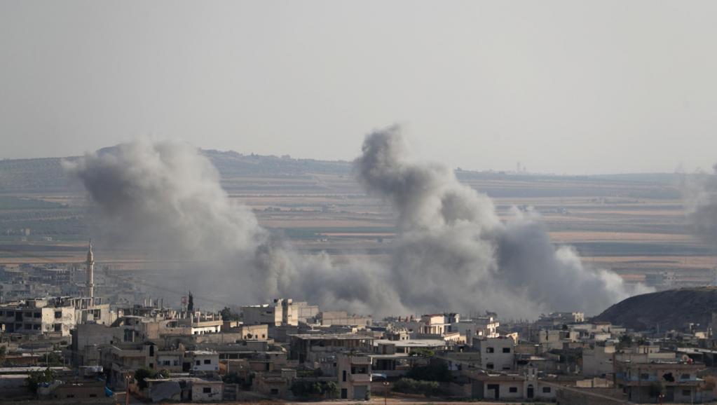 Syrie: féroce bataille au sud d'Idleb