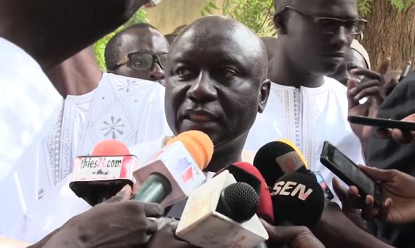VIDEO- Idy exprime sa désolation face à « la situation des pauvres, des prisonniers et des malades »