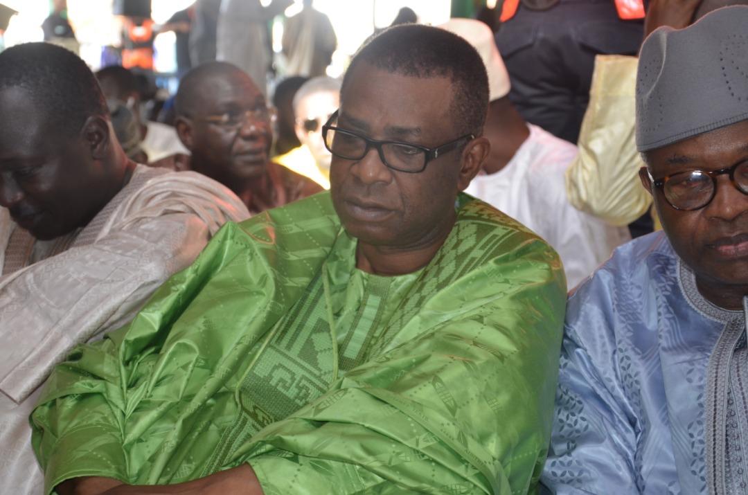 Tabaski – Youssou Ndour en super « Ndanane »  à Massalikoul Jinane