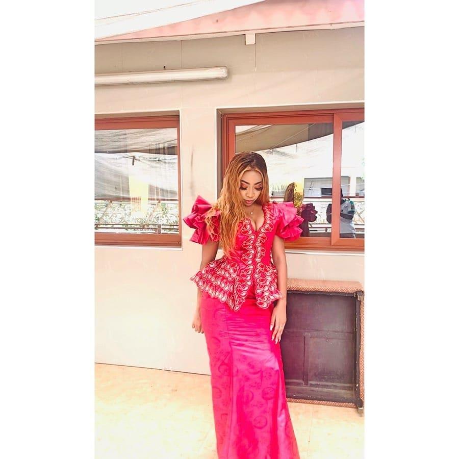 Sagnsé Tabaski 2019 – Zeyna Ndour, la fille de Bouba Ndour fait des ravages