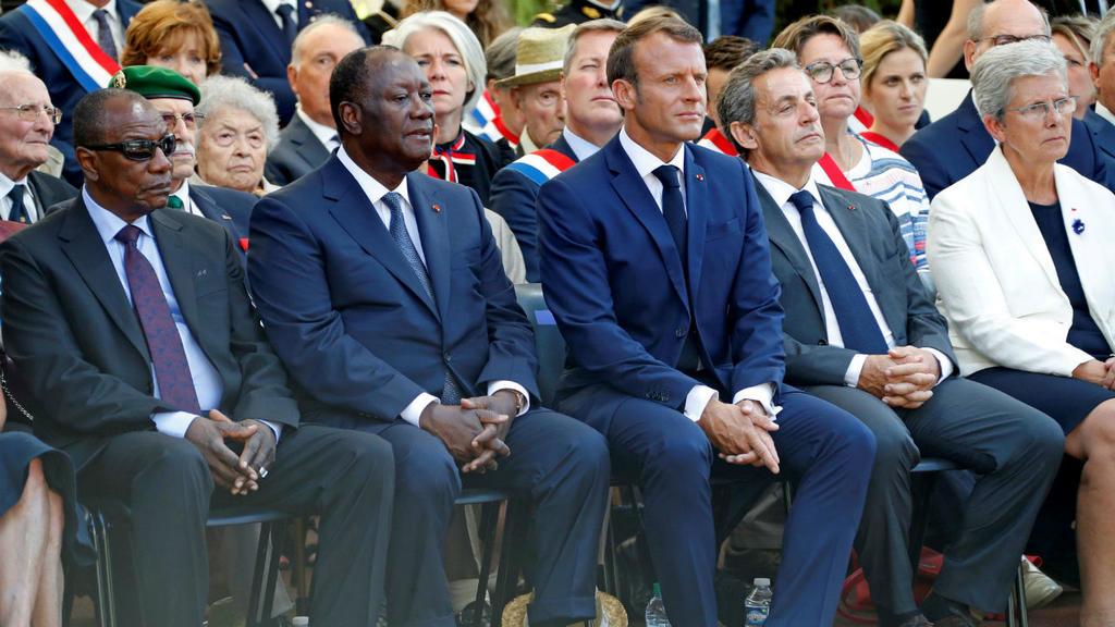 Débarquement de Provence: Macron demande aux maires d'honorer les combattants africains