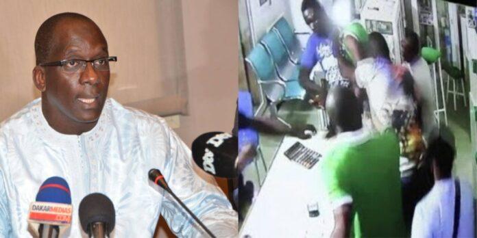 Affaire du Commissaire Sangaré: le ministre Abdoulaye Diouf Sarr « choqué »