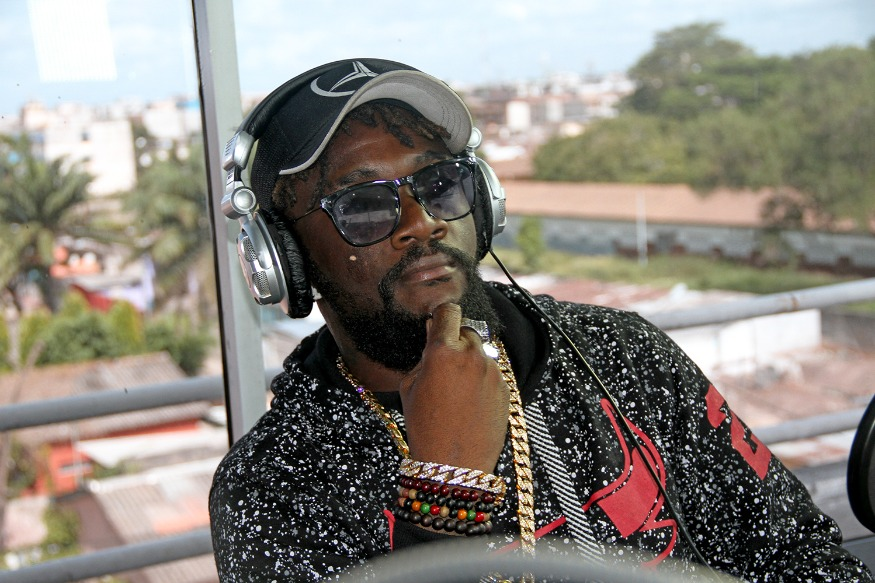 PHOTO - Le sosie de Dj Arafat qui fait le buzz en Côte d'Ivoire