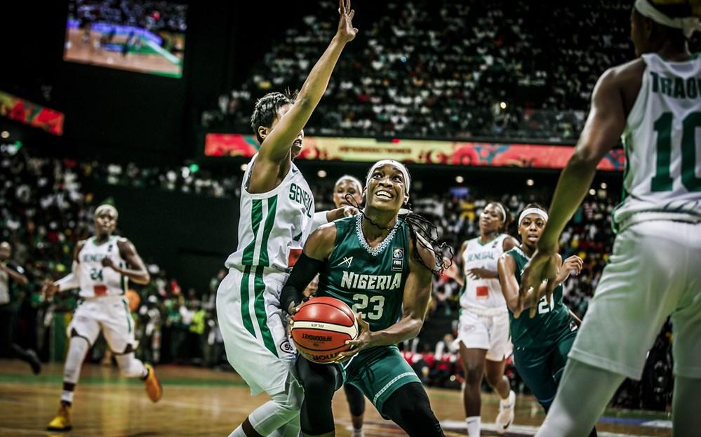 Afrobasket Dames 2019 : le Sénégal perd la finale chez lui, devant le Nigéria (55-60)