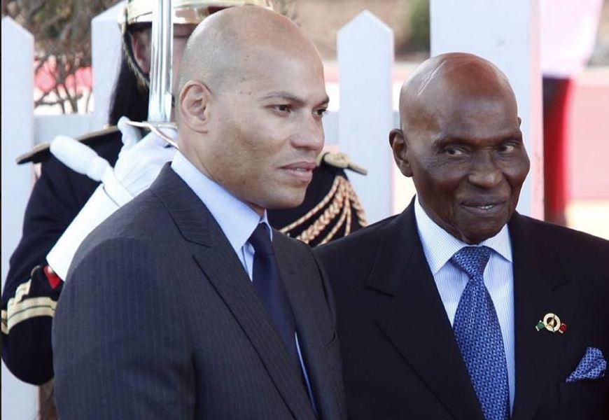 """Cadres du Pds : Les """"Karimistes"""" à l'assaut de la bande au Dr. Cheikh Seck"""