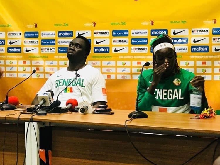 Coach Cheikh Sarr décrypte la défaite: « On a manqué de lucidité et de sérénité »