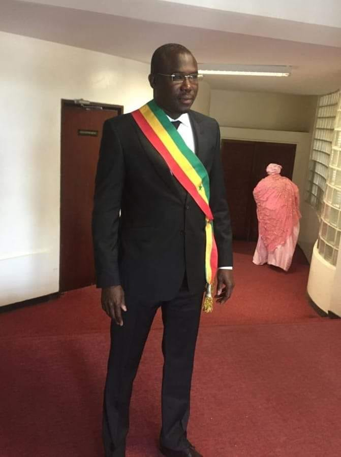 Secrétariat national du Pds: le député Abdoul Aziz Diop jette l'éponge