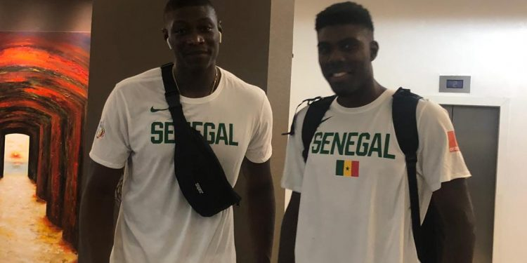 "Mondial Basket: les ""Lions"" ont quitté Dakar avec Maurice Ndour et Hamady Ndiaye"